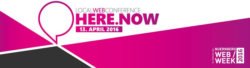 Here Now Local Web Conference